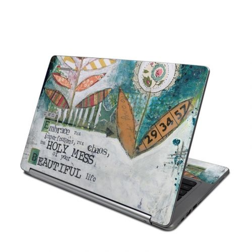 Holy Mess Acer Chromebook R 13 Skin