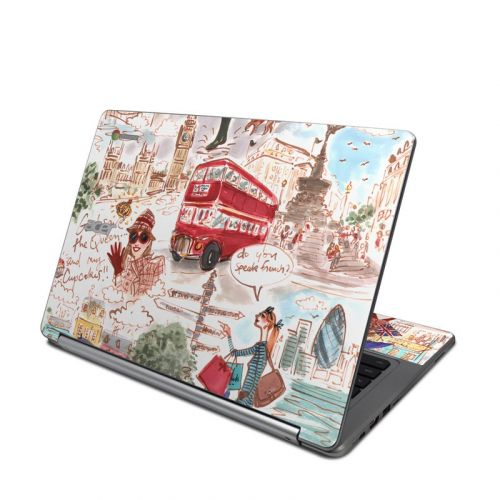 London Acer Chromebook R 13 Skin