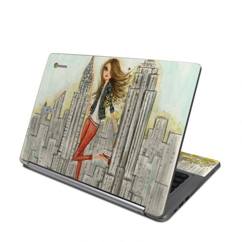 The Sights New York Acer Chromebook R 13 Skin