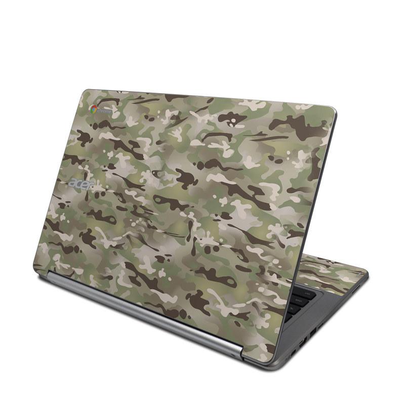 FC Camo Acer Chromebook R 13 Skin