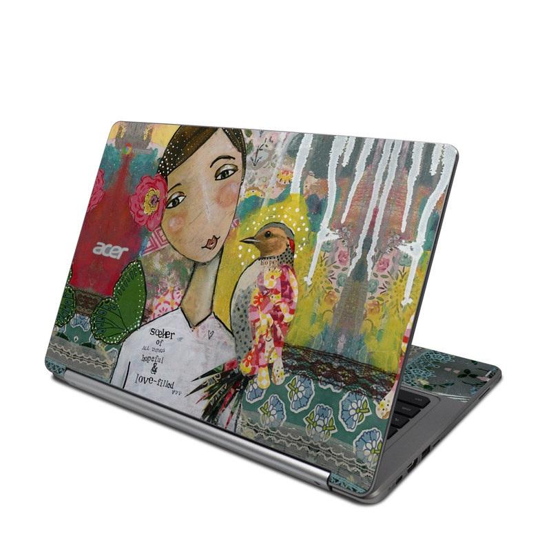 Seeker of Hope Acer Chromebook R 13 Skin
