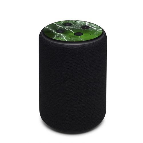 Apocalypse Green Amazon Echo 3rd Gen Skin