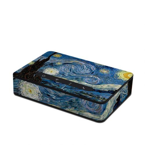 Starry Night Amazon Echo Connect Skin