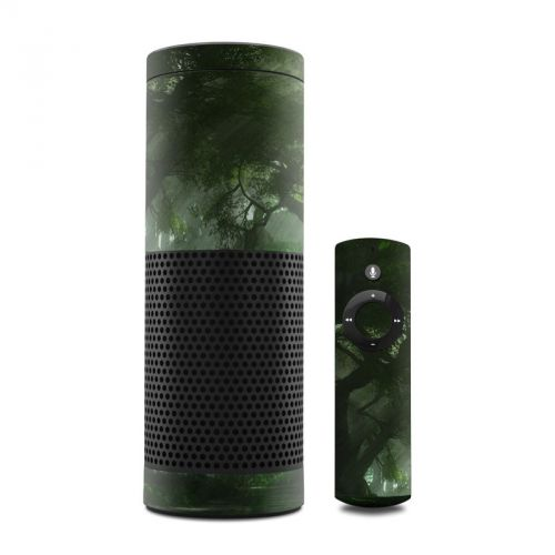 Canopy Creek Spring Amazon Echo Skin