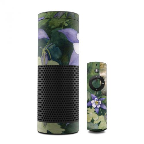 Colorado Columbines Amazon Echo Skin