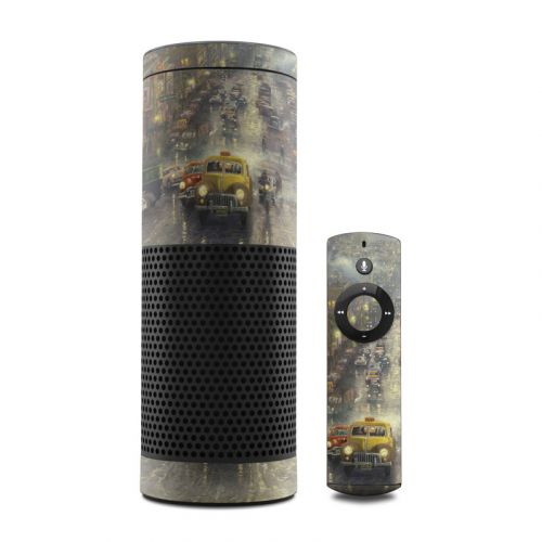 Heart of San Francisco Amazon Echo 1st Gen Skin