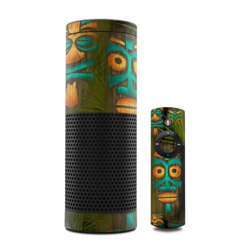 Tiki Abu Amazon Echo Skin