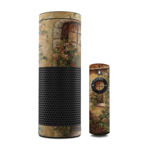 The Window Amazon Echo Skin
