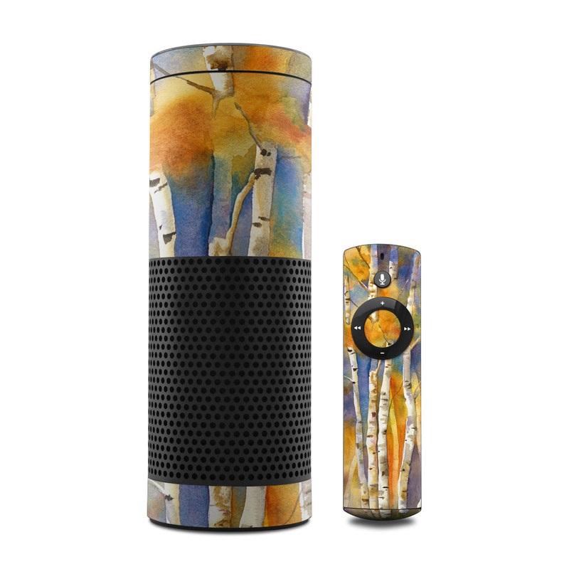 Aspens Amazon Echo 1st Gen Skin