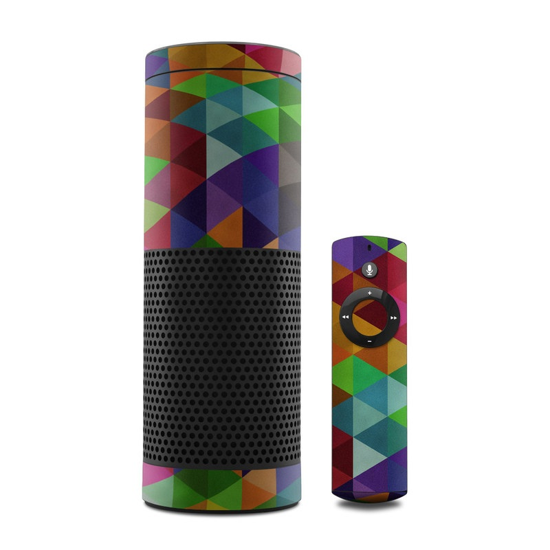 Connection Amazon Echo Skin