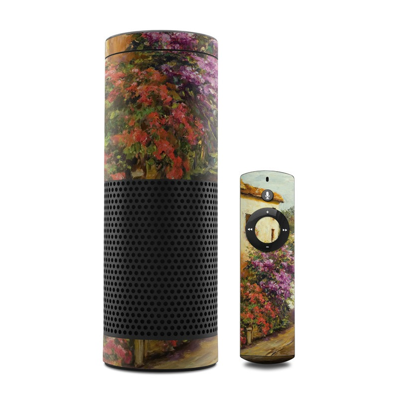 Via Del Fiori Amazon Echo 1st Gen Skin