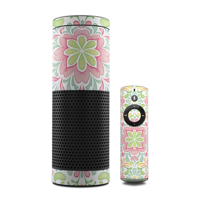 Honeysuckle Amazon Echo 1st Gen Skin