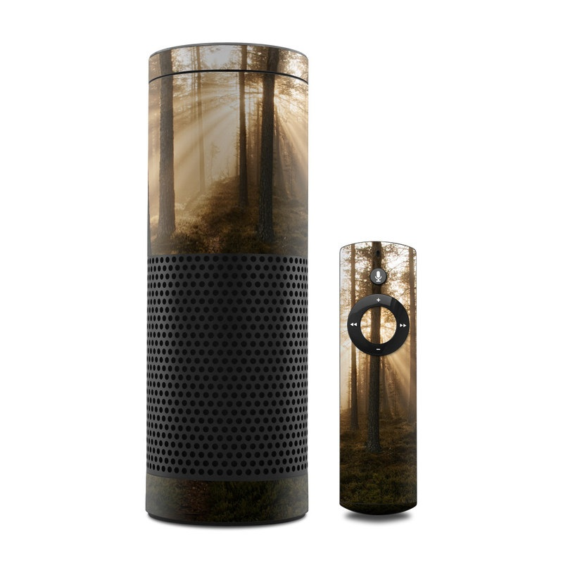 Misty Trail Amazon Echo 1st Gen Skin