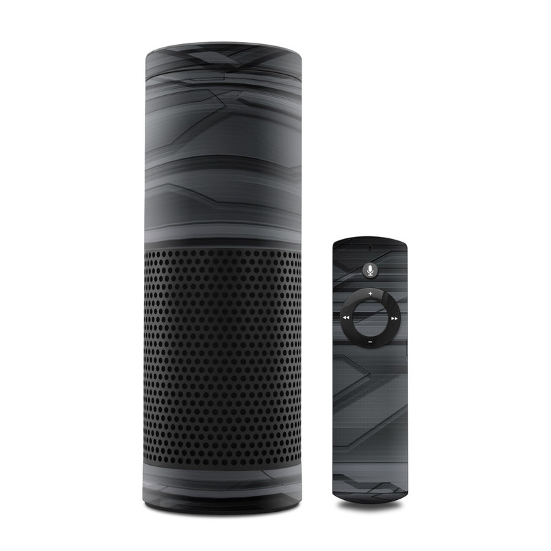 Plated Amazon Echo 1st Gen Skin