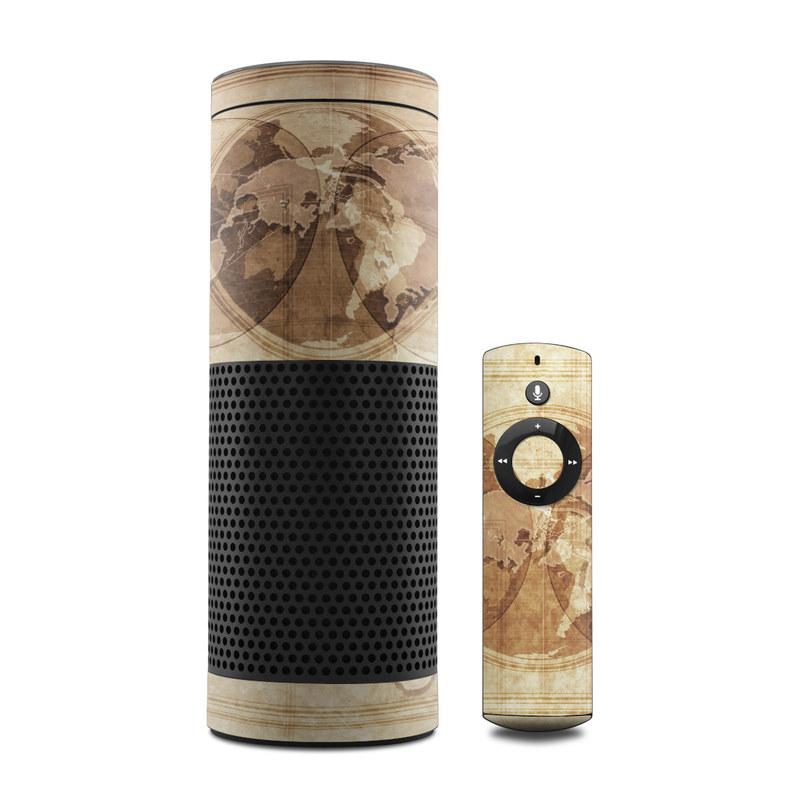 Quest Amazon Echo 1st Gen Skin