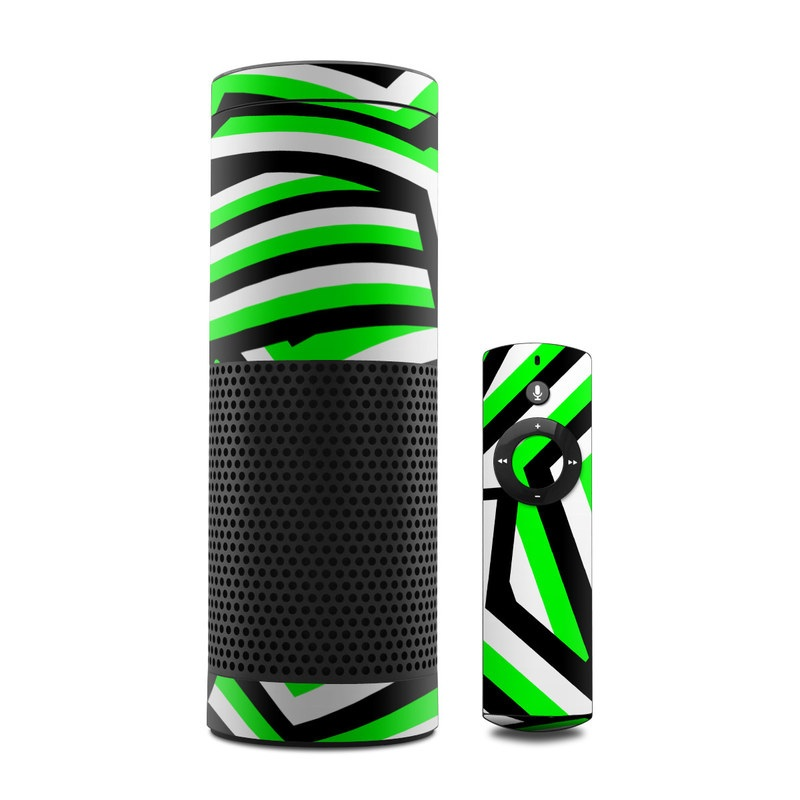 Shocking Amazon Echo Skin