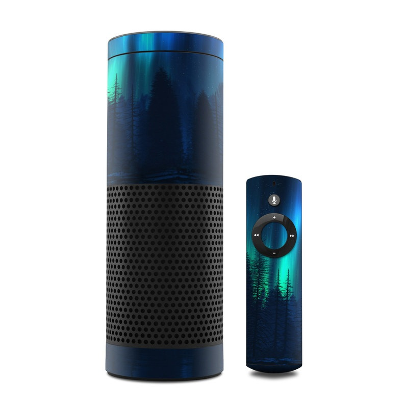 Song of the Sky Amazon Echo 1st Gen Skin