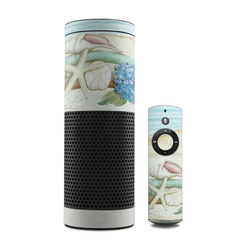 Stories of the Sea Amazon Echo Skin