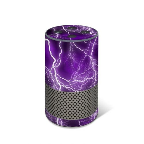 Apocalypse Violet Amazon Echo 2nd Gen Skin
