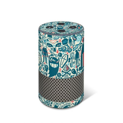 Committee Amazon Echo 2nd Gen Skin