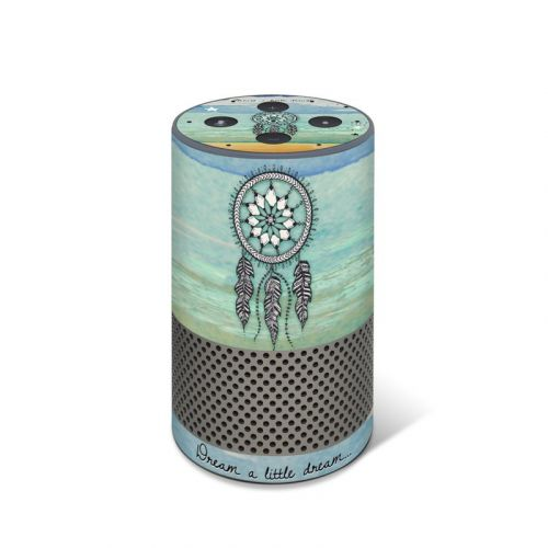 Dream A Little Amazon Echo 2nd Gen Skin