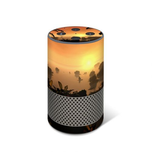 Last Light Of The Sun Amazon Echo 2nd Gen Skin