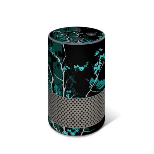 Aqua Tranquility Amazon Echo 2nd Gen Skin
