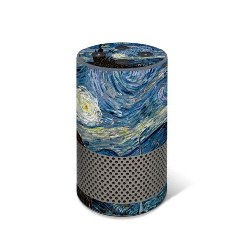 Starry Night Amazon Echo 2nd Gen Skin