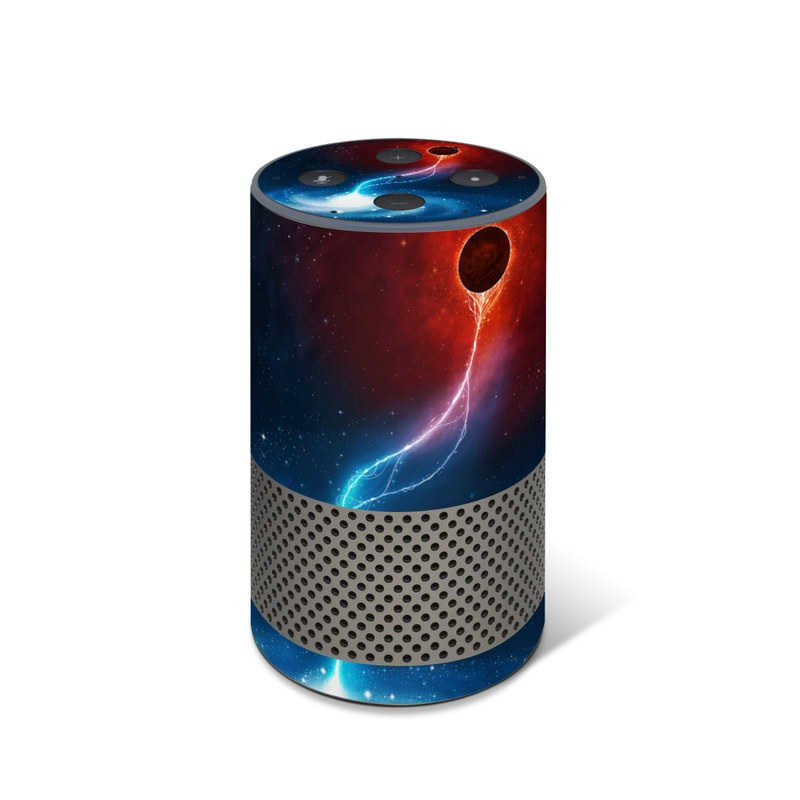 Black Hole Amazon Echo 2nd Gen Skin