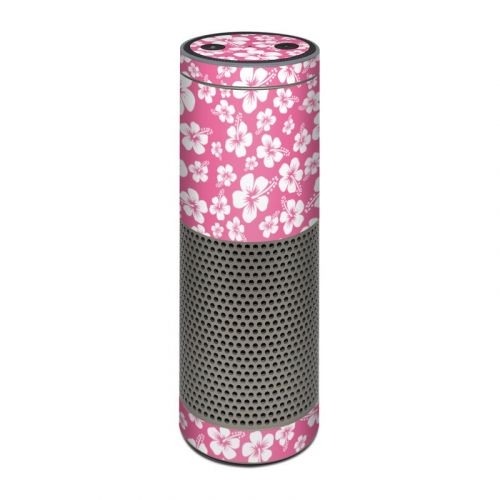 Aloha Pink Amazon Echo Plus Skin