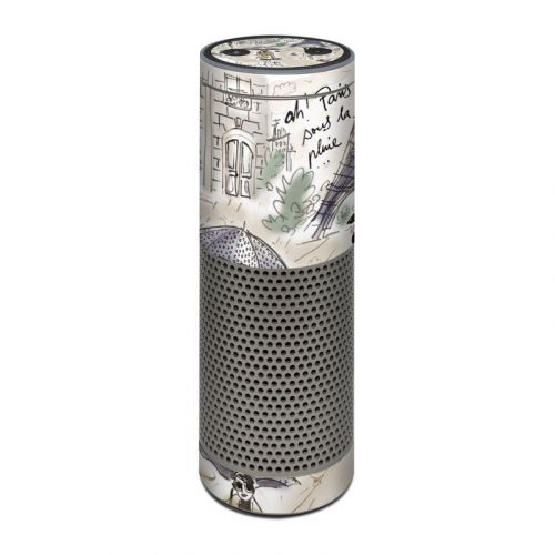 Ah Paris Amazon Echo Plus Skin