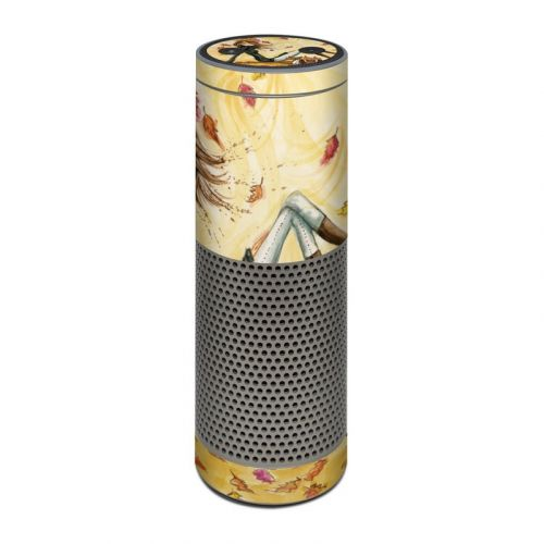 Autumn Leaves Amazon Echo Plus Skin