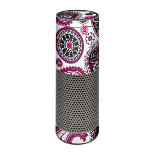 Boho Girl Paisley Amazon Echo Plus Skin