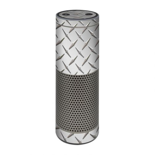 Diamond Plate Amazon Echo Plus Skin