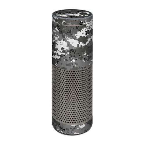 Digital Urban Camo Amazon Echo Plus Skin