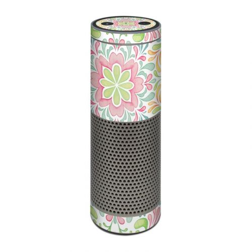 Honeysuckle Amazon Echo Plus Skin