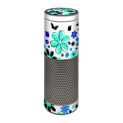 Josies Garden Amazon Echo Plus Skin