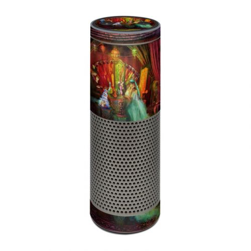 A Mad Tea Party Amazon Echo Plus Skin