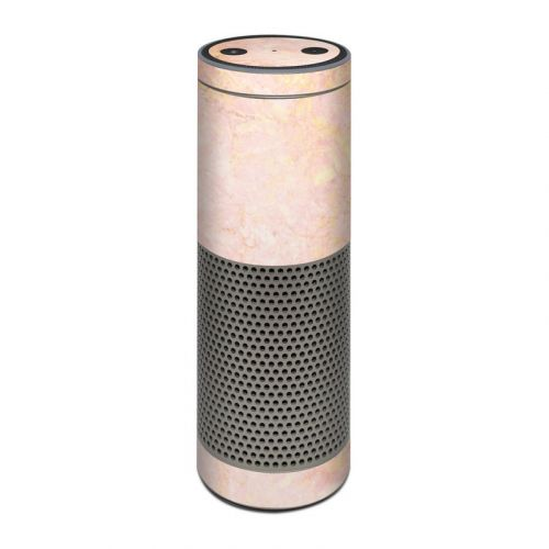 Rose Gold Marble Amazon Echo Plus Skin