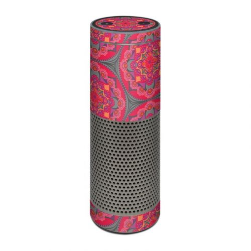 Ruby Salon Amazon Echo Plus Skin