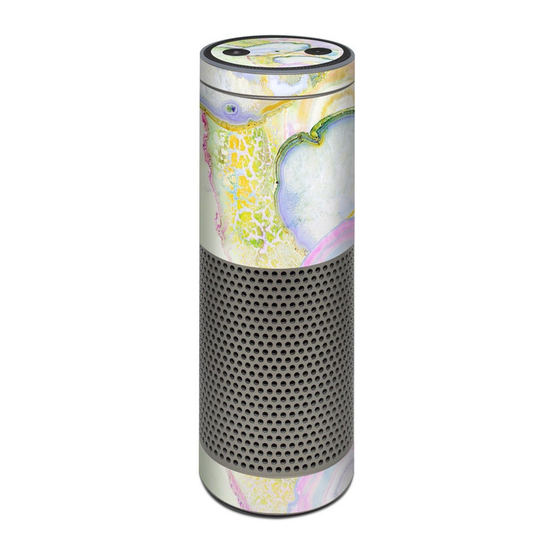 Agate Dreams Amazon Echo Plus Skin