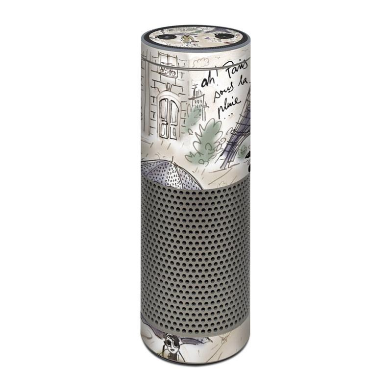 Ah Paris Amazon Echo Plus Skin
