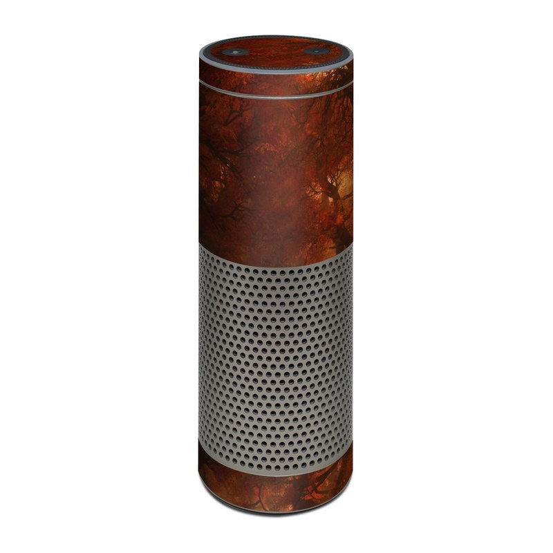 Canopy Creek Autumn Amazon Echo Plus Skin