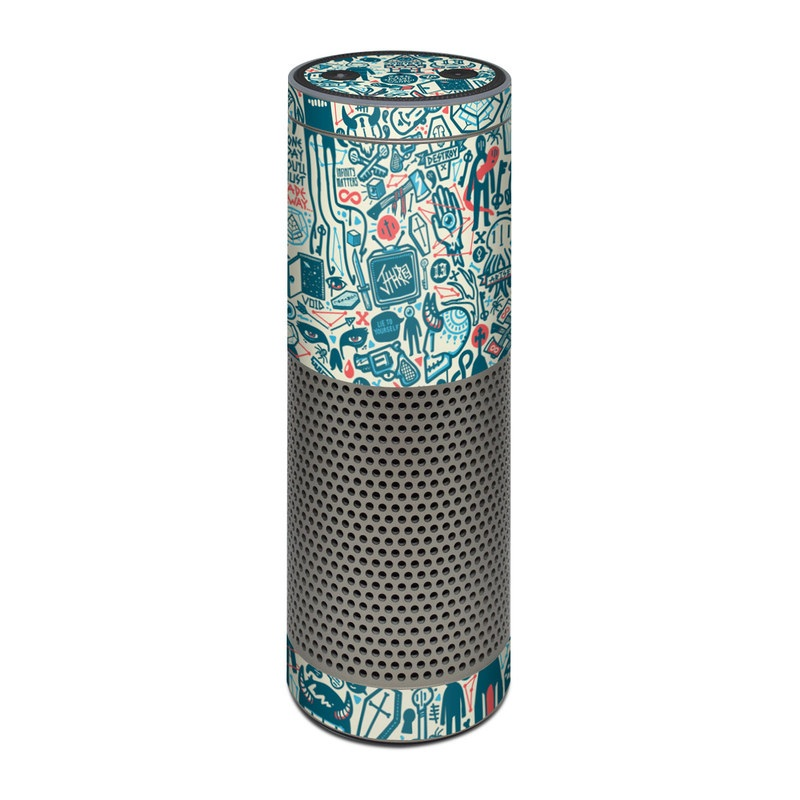 Committee Amazon Echo Plus Skin