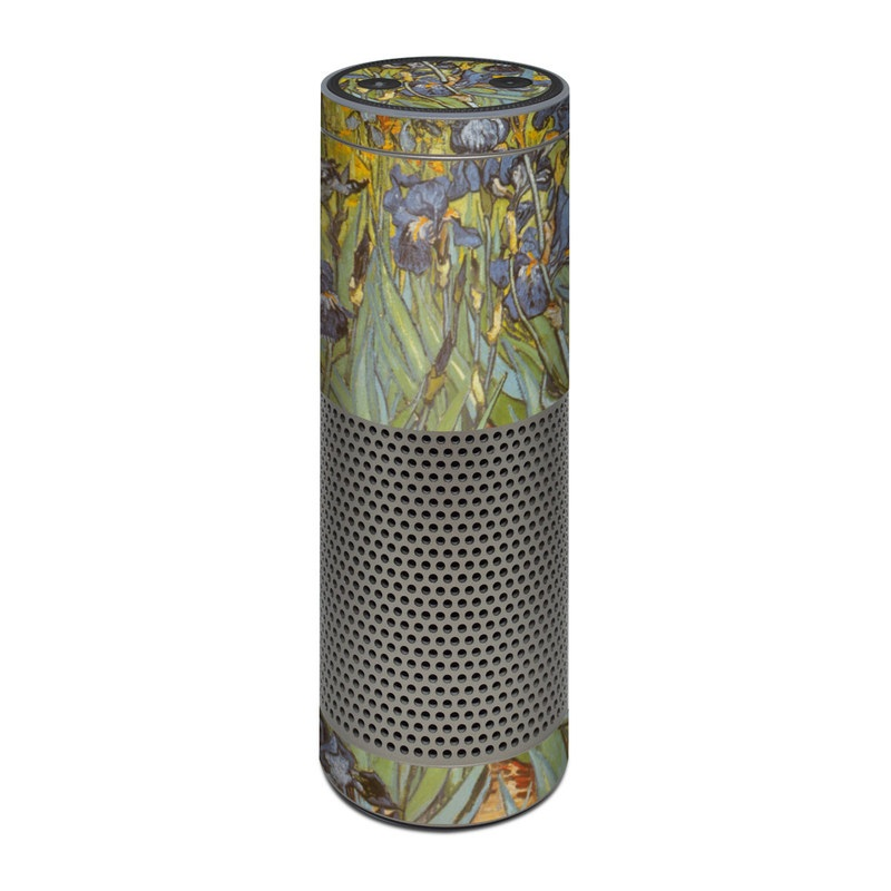 Irises Amazon Echo Plus Skin