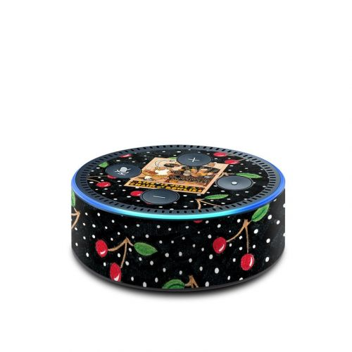 Chair of Bowlies Amazon Echo Dot 2nd Gen Skin