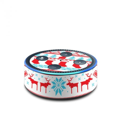 Comfy Christmas Amazon Echo Dot 2nd Gen Skin