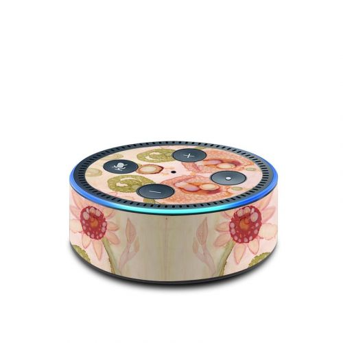 Kali Floral Amazon Echo Dot 2nd Gen Skin