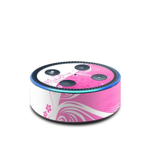 Pink Crush Amazon Echo Dot 2nd Gen Skin