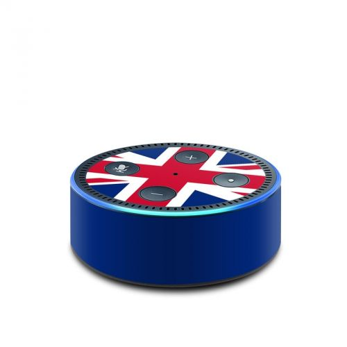 Union Jack Amazon Echo Dot 2nd Gen Skin